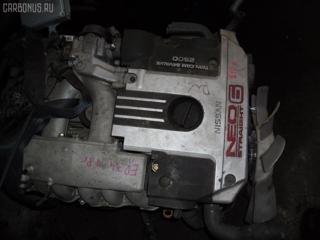 Двигатель NISSAN SKYLINE ER34 RB25DE. Фото 11