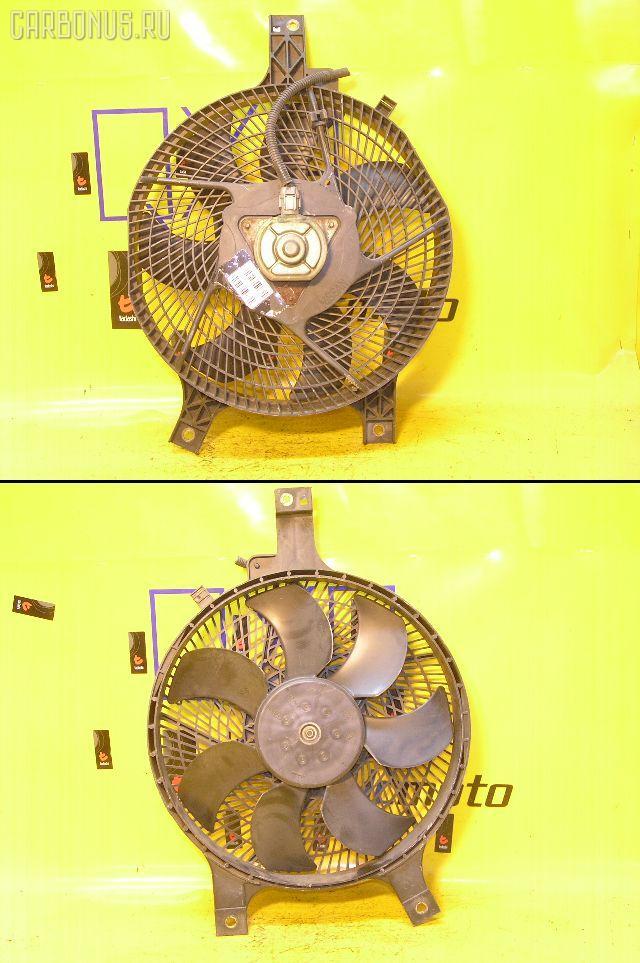 Вентилятор радиатора кондиционера NISSAN SKYLINE ER34 RB25DE. Фото 4