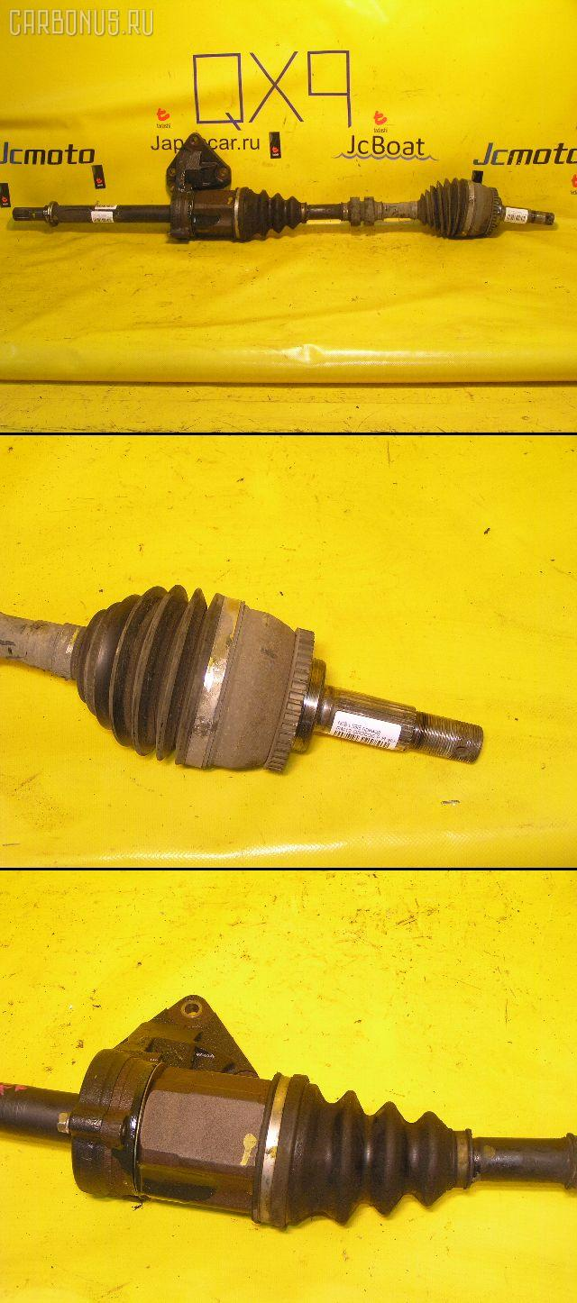 Привод NISSAN LIBERTY RM12 QR20DE. Фото 1