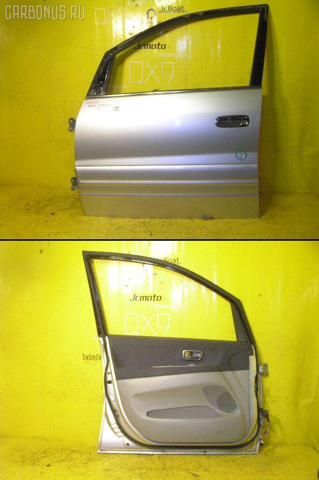 Дверь боковая TOYOTA NADIA SXN10H. Фото 1