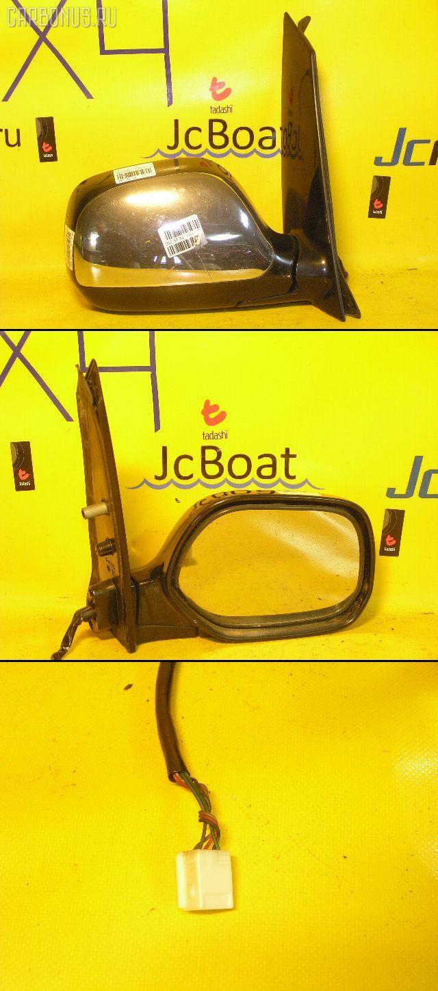 Зеркало двери боковой TOYOTA NADIA SXN10H. Фото 1