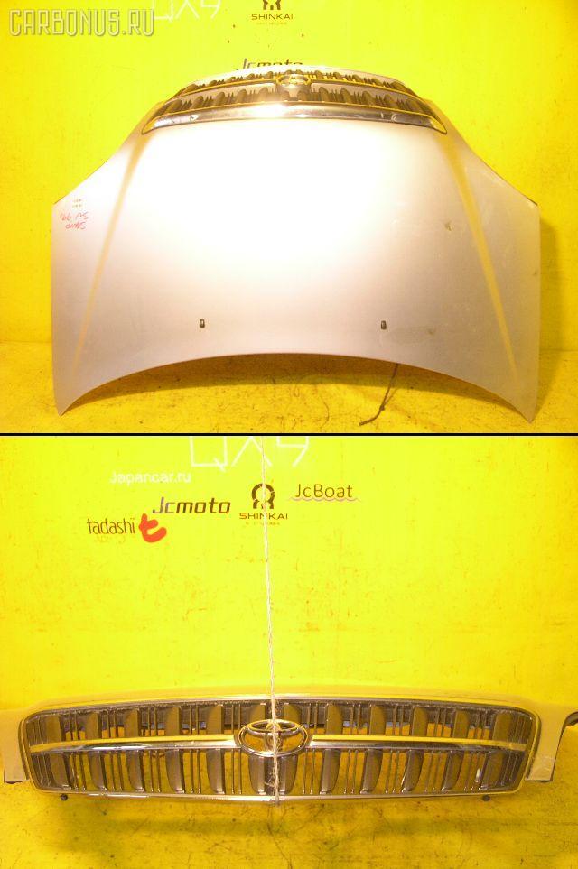 Капот TOYOTA NADIA SXN10H. Фото 1