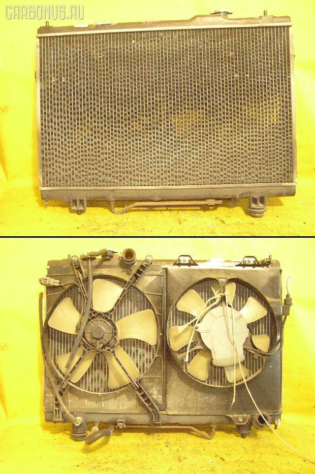Радиатор ДВС TOYOTA NADIA SXN10 3S-FE. Фото 11