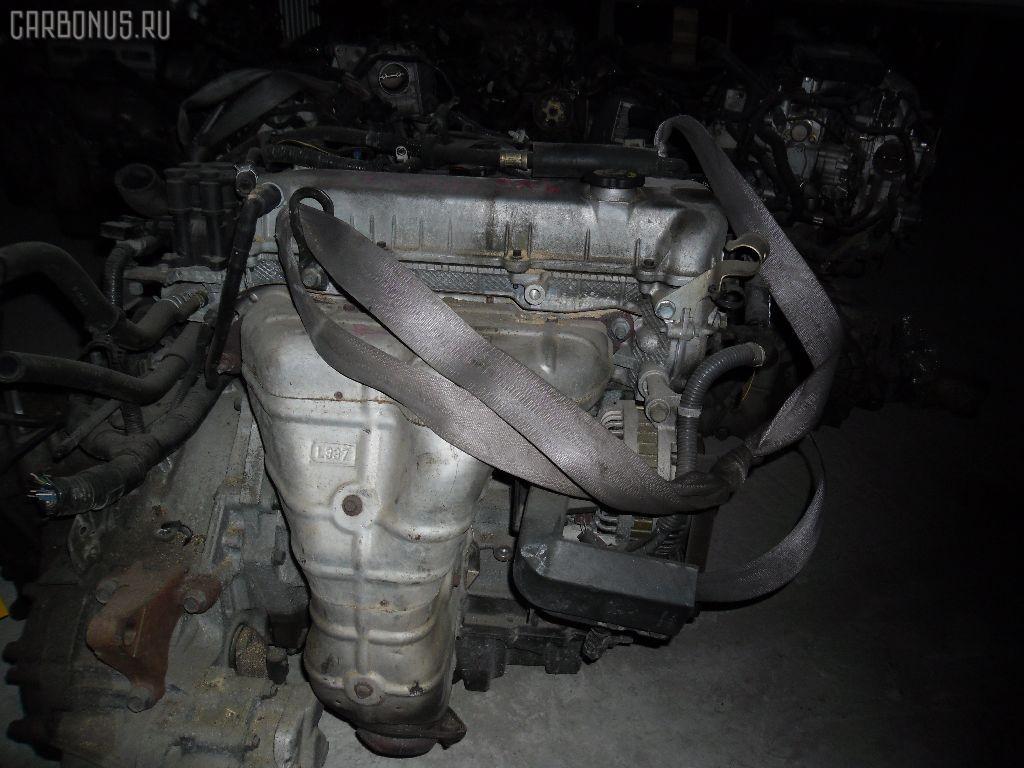 Двигатель MAZDA MPV LW3W L3-DE. Фото 1