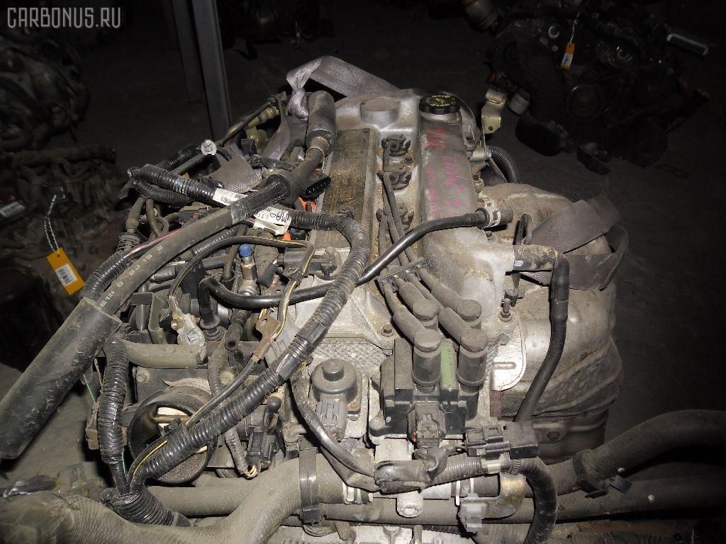 Двигатель MAZDA MPV LW3W L3-DE. Фото 2
