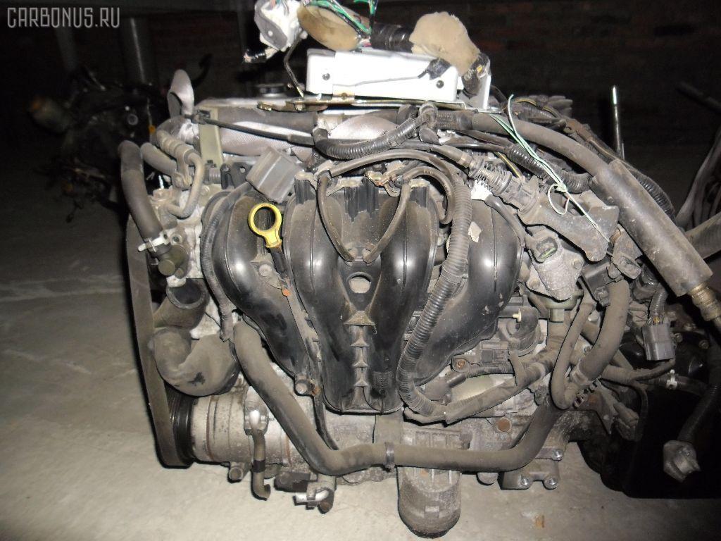 Двигатель MAZDA MPV LW3W L3-DE. Фото 3