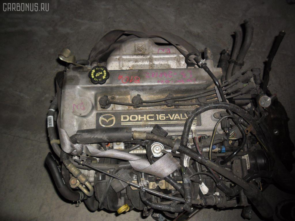 Двигатель MAZDA MPV LW3W L3-DE. Фото 4