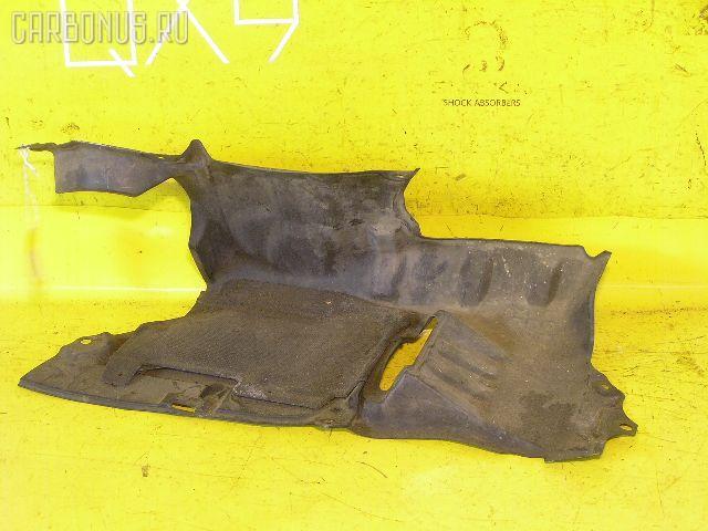 Защита двигателя MAZDA MPV LW3W L3. Фото 2