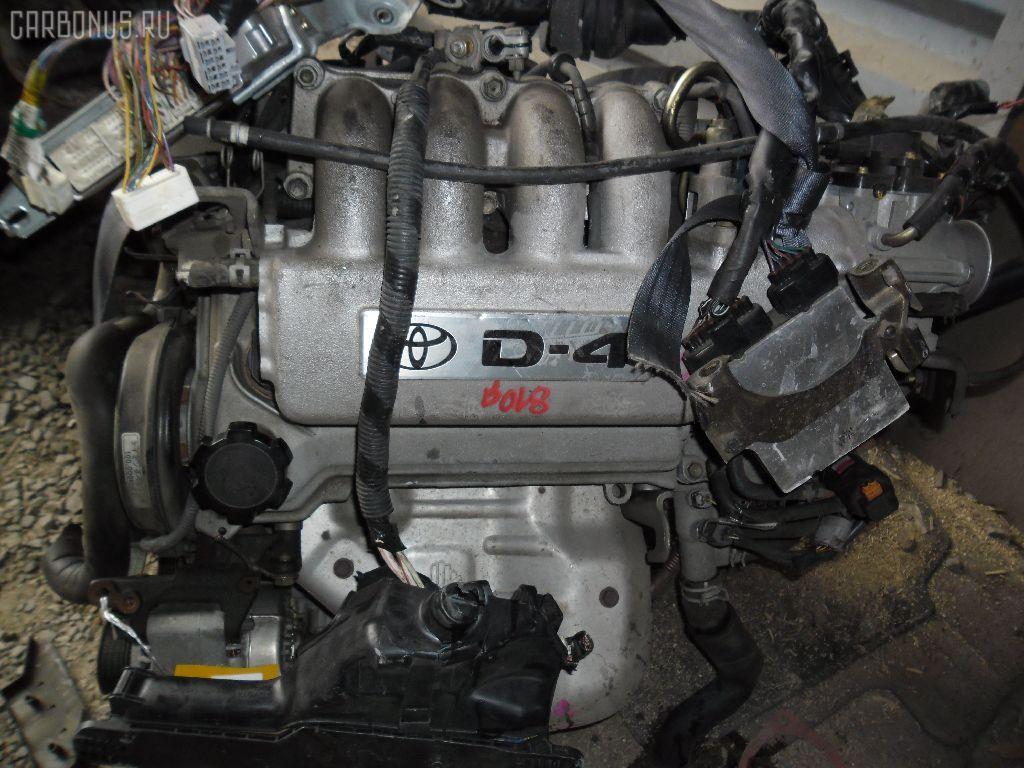 Двигатель TOYOTA CORONA PREMIO ST210 3S-FSE. Фото 1