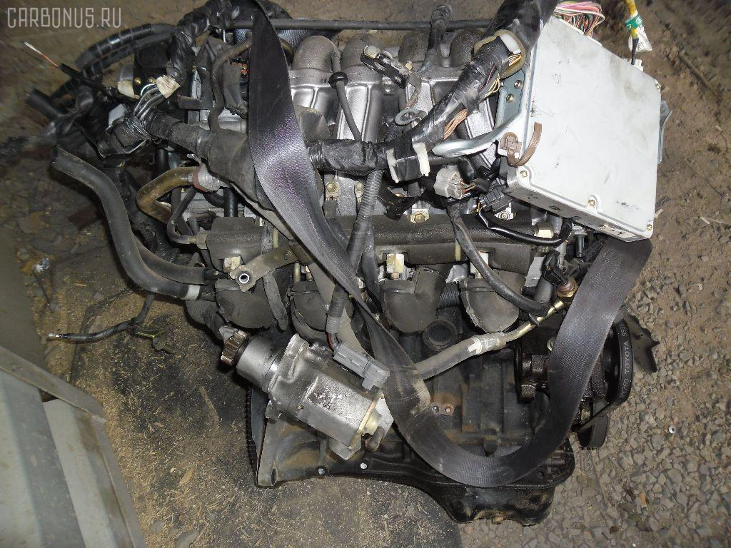 Двигатель TOYOTA CORONA PREMIO ST210 3S-FSE. Фото 4