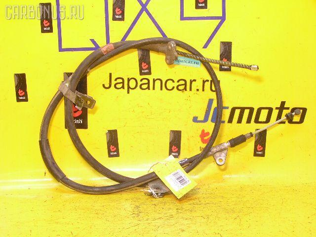 Тросик стояночного тормоза TOYOTA CORONA PREMIO AT210 4A-FE. Фото 3