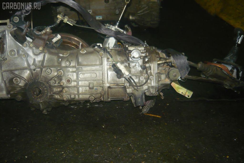 КПП механическая SUBARU FORESTER SF5 EJ20T. Фото 4