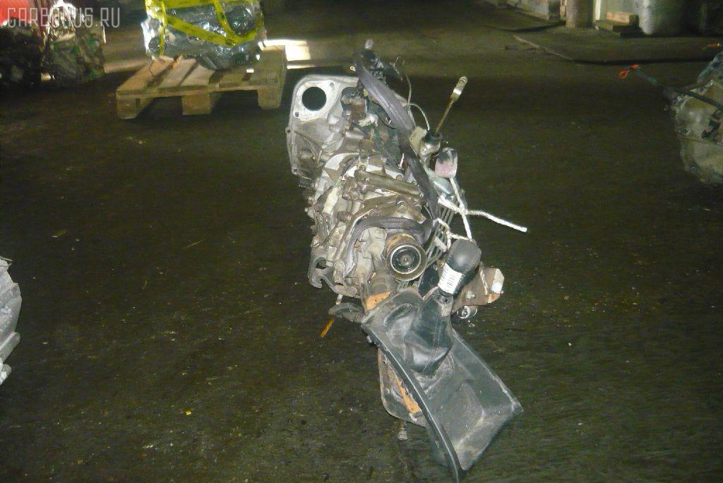 КПП механическая SUBARU FORESTER SF5 EJ20T. Фото 5