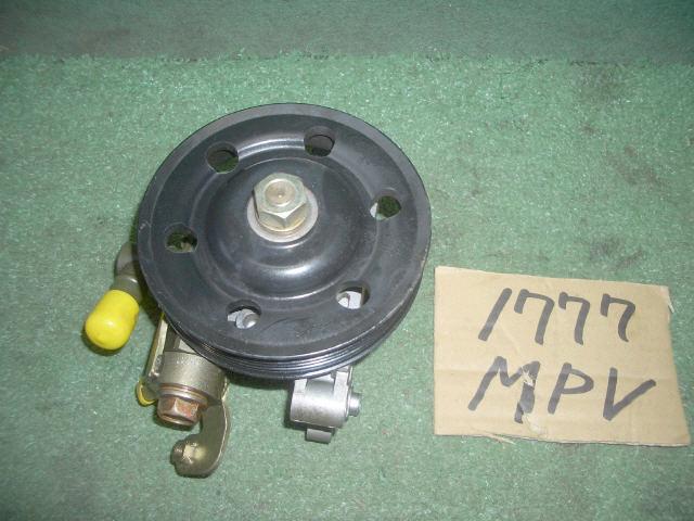 Гидроусилителя насос MAZDA MPV LW3W L3. Фото 7