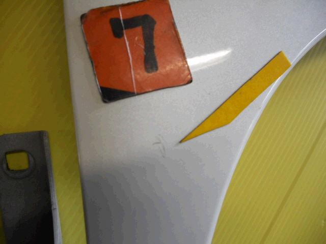 Капот NISSAN NOTE E11 Фото 2