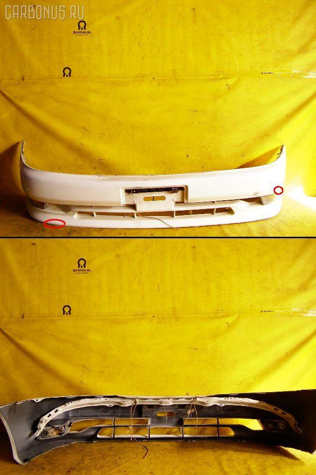 Бампер TOYOTA MARK II JZX90. Фото 10