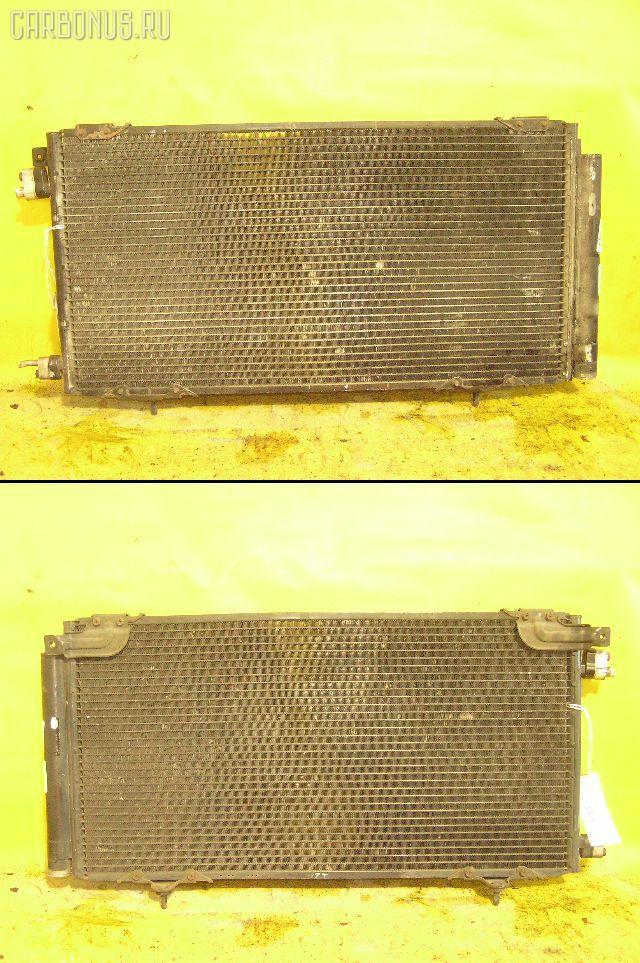 Радиатор кондиционера SUBARU LEGACY LANCASTER BH9 EJ25 Фото 1