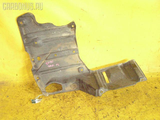 Защита двигателя TOYOTA CALDINA ST191G 3S-FE. Фото 1