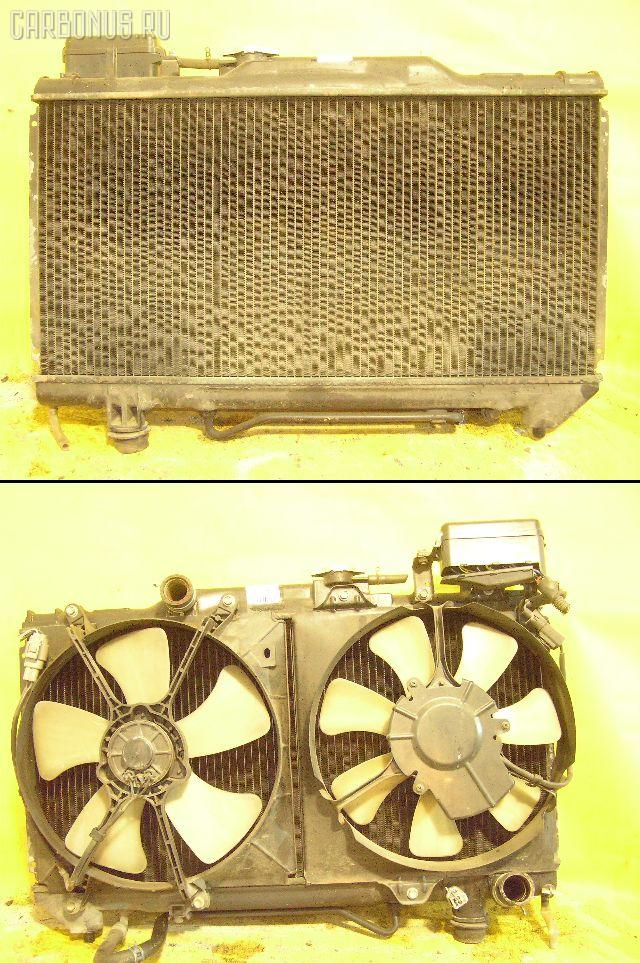 Радиатор ДВС TOYOTA CALDINA ST191G 3S-FE. Фото 2