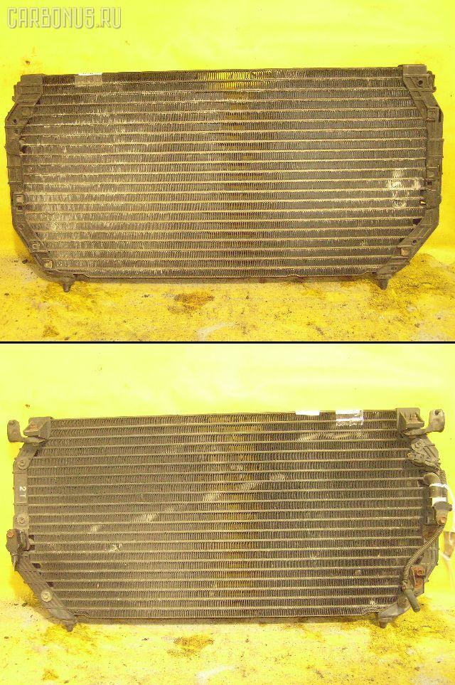 Радиатор кондиционера TOYOTA CALDINA ST191G 3S-FE. Фото 1