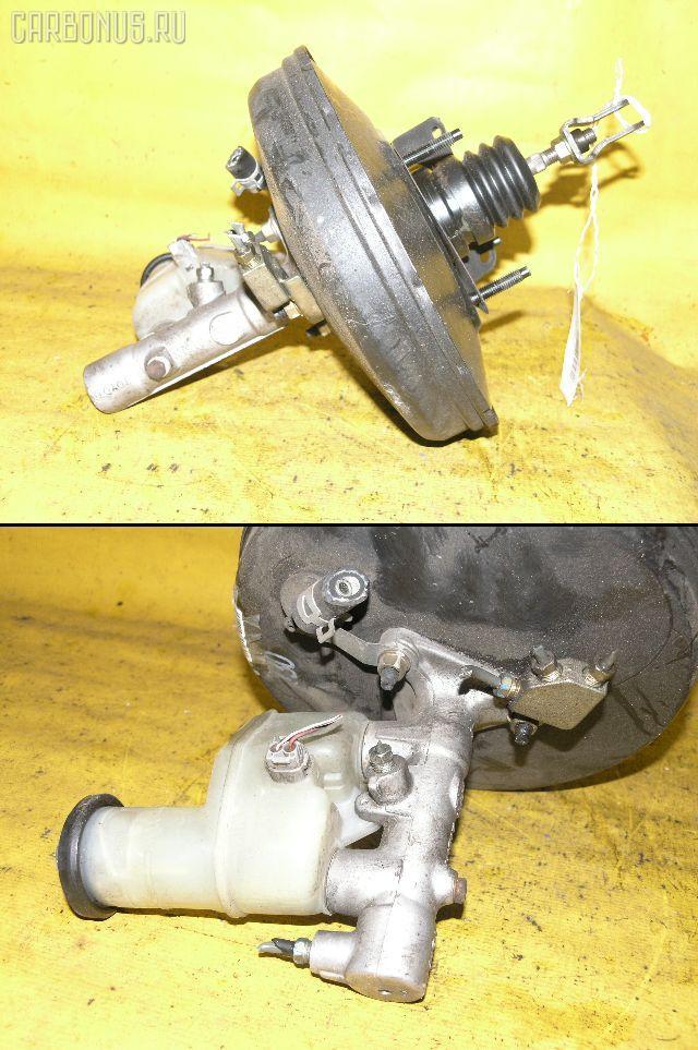 Главный тормозной цилиндр TOYOTA CALDINA ST191G 3S-FE. Фото 2
