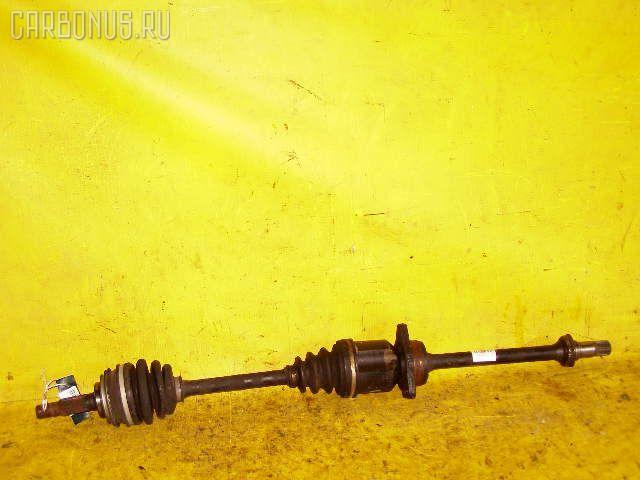 Привод TOYOTA CALDINA ST190G 4S-FE. Фото 6