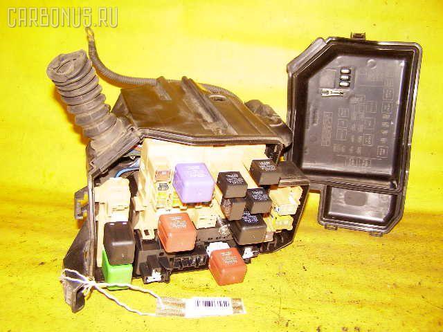 Блок предохранителей TOYOTA CHASER JZX100 1JZ-GE. Фото 3
