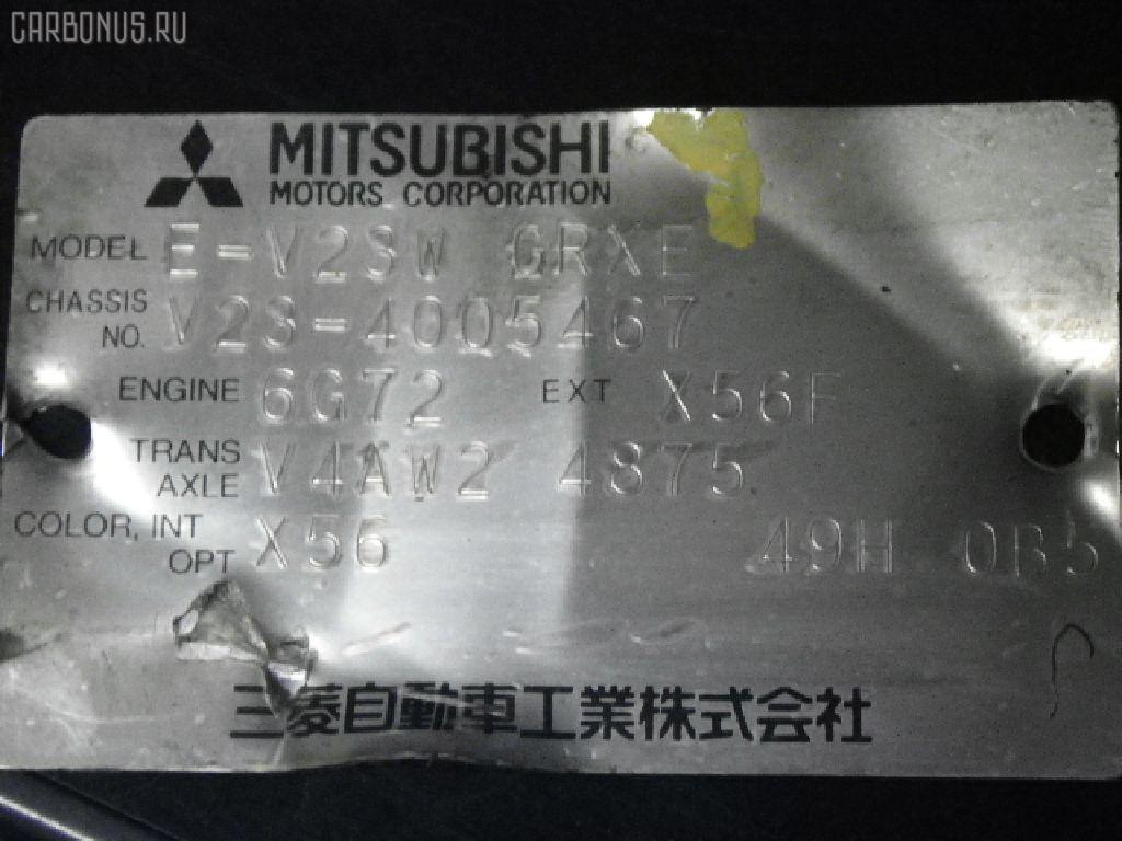Радиатор кондиционера MITSUBISHI PAJERO V23W 6G72 Фото 2