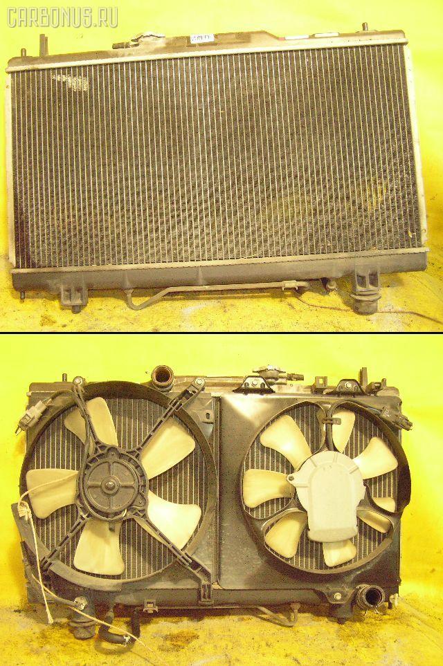 Радиатор ДВС TOYOTA CALDINA ST215G 3S-GE. Фото 1