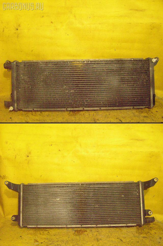 Радиатор интеркулера TOYOTA CELICA ST205 3S-GTE. Фото 7
