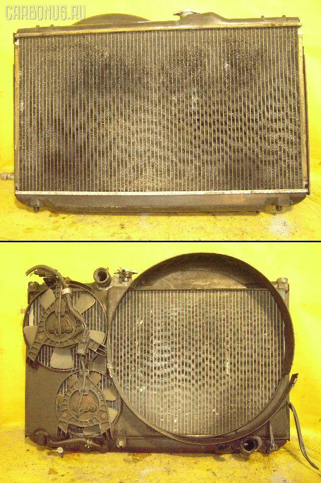 Радиатор ДВС TOYOTA JZX100 1JZ-GTE. Фото 6
