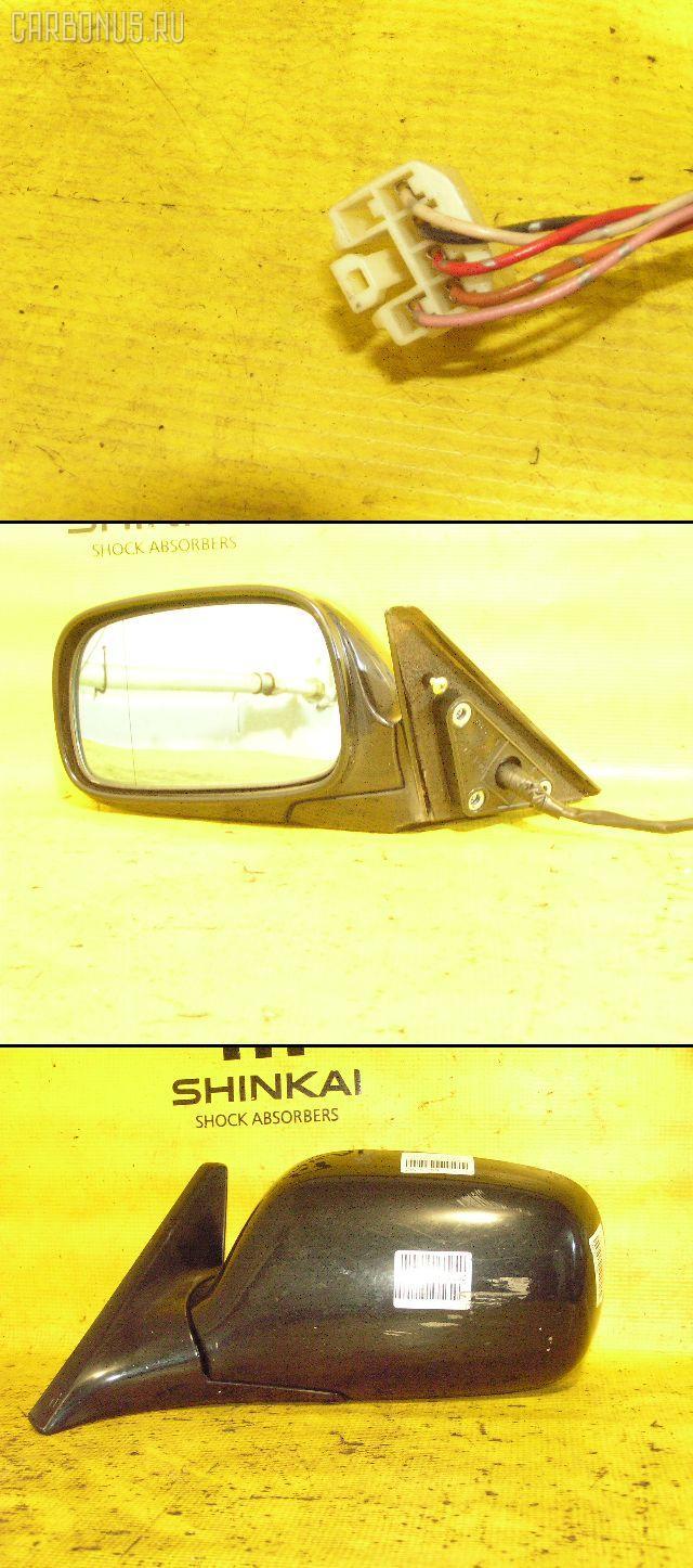 Зеркало двери боковой TOYOTA CHASER JZX100. Фото 7