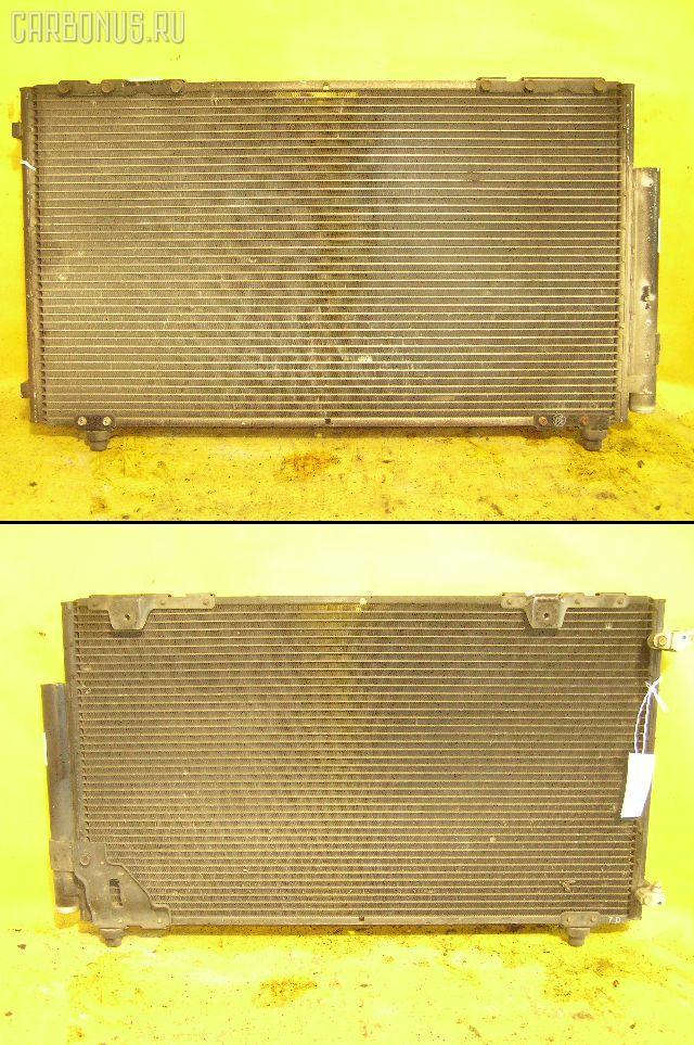 Радиатор кондиционера HONDA STREAM RN1 D17A. Фото 9
