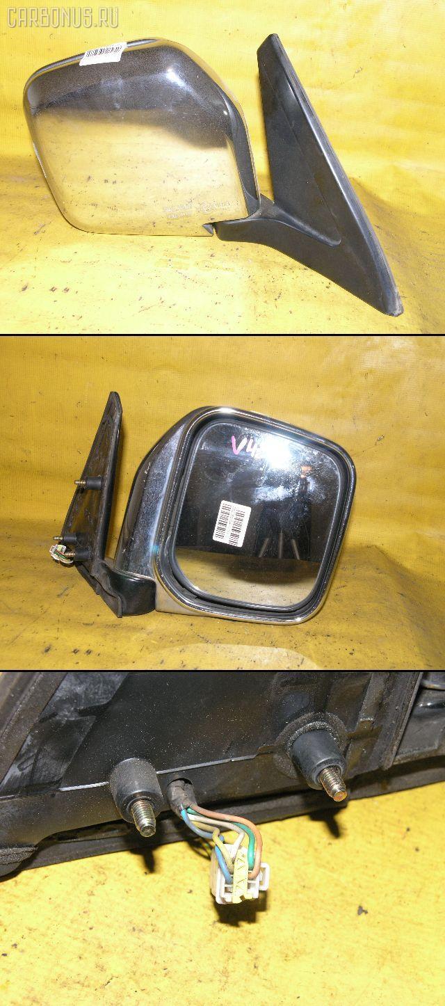 Зеркало двери боковой MITSUBISHI PAJERO V43W. Фото 3