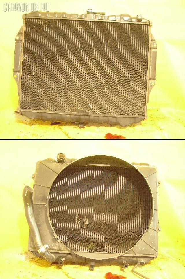 Радиатор ДВС MITSUBISHI PAJERO V43W 6G72. Фото 5