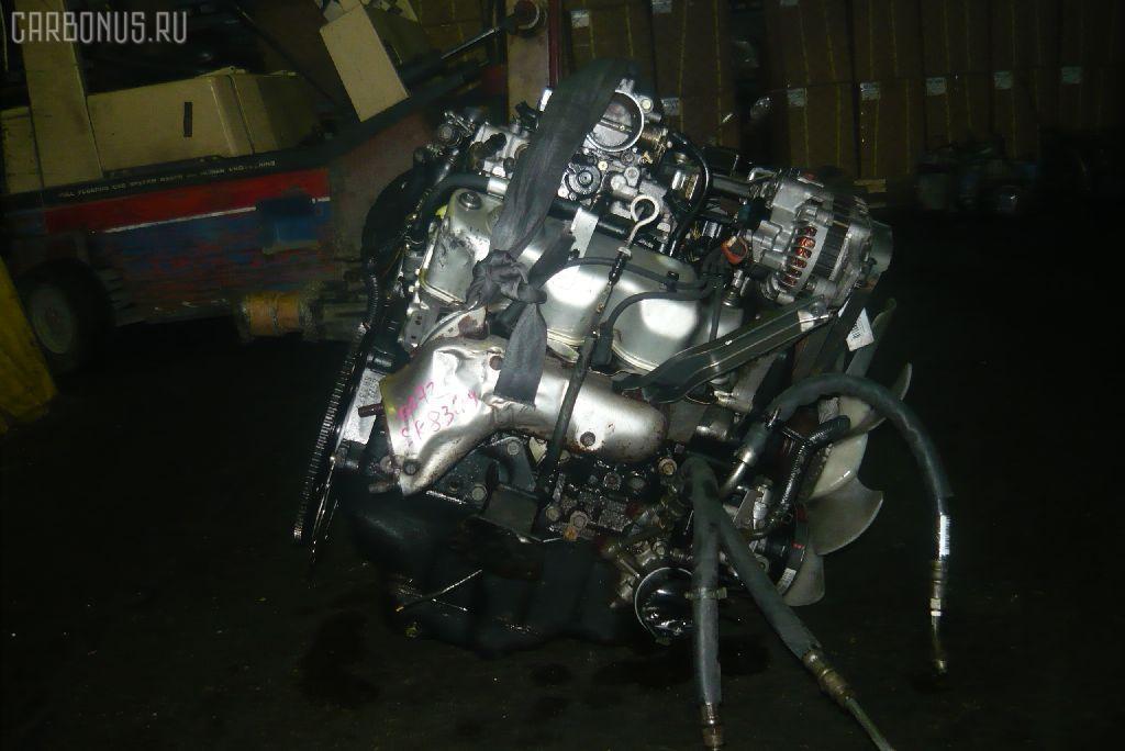 Двигатель MITSUBISHI PAJERO V43W 6G72. Фото 9