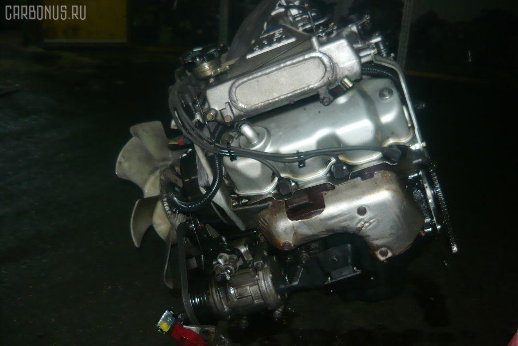 Двигатель MITSUBISHI PAJERO V43W 6G72. Фото 10