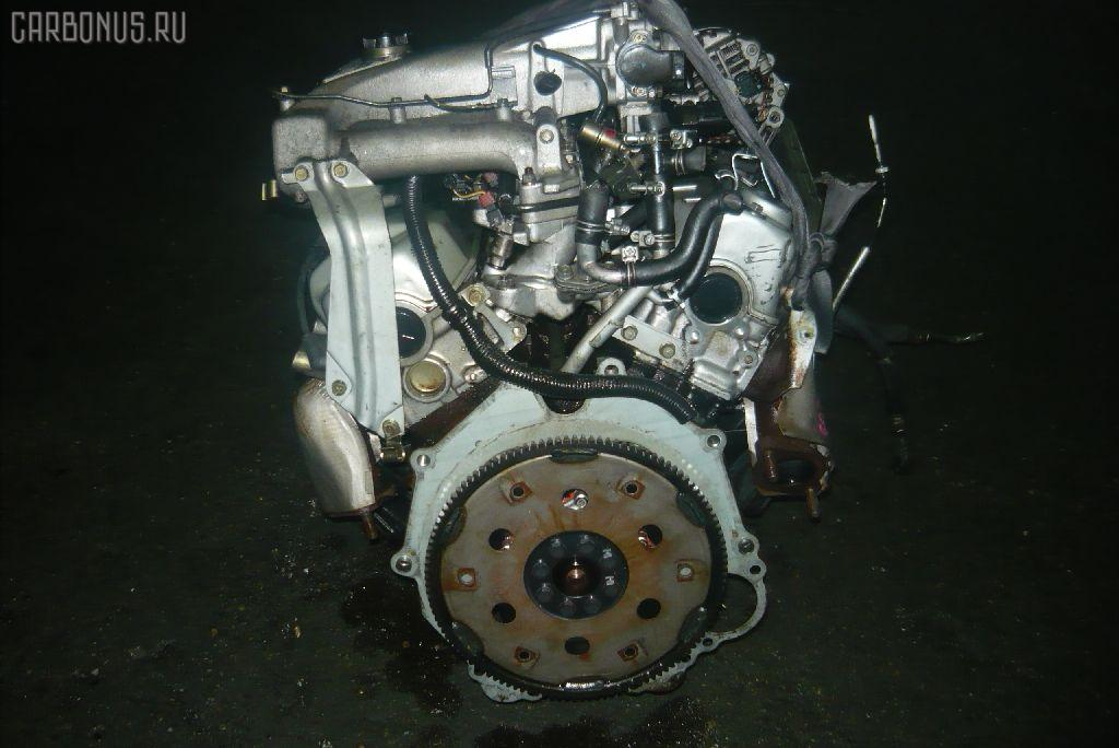 Двигатель MITSUBISHI PAJERO V43W 6G72. Фото 11