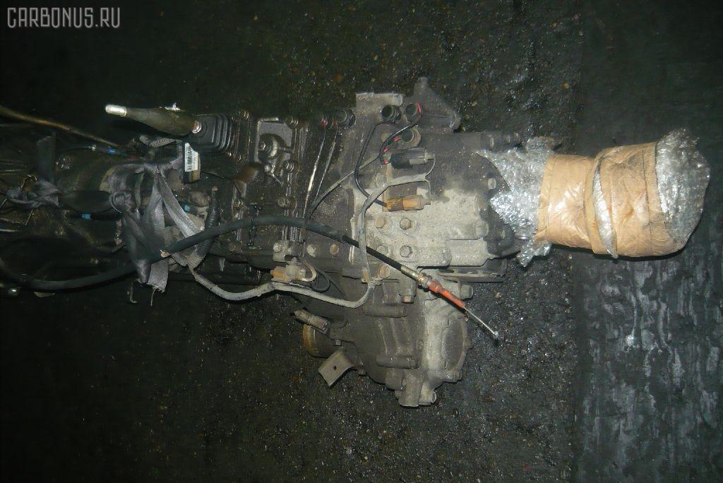 КПП автоматическая MITSUBISHI PAJERO V43W 6G72. Фото 9