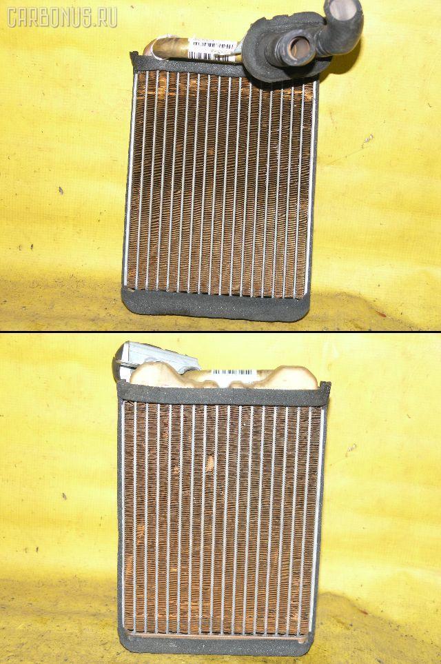 Радиатор печки MITSUBISHI PAJERO V43W 6G72. Фото 2