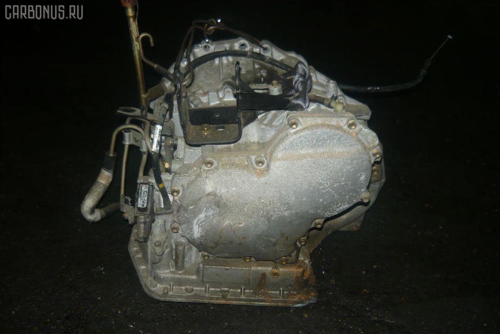 КПП автоматическая TOYOTA COROLLA SPACIO AE111N 4A-FE. Фото 7