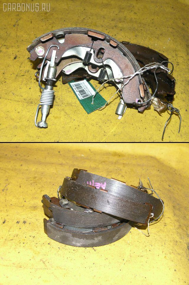 Тормозные колодки TOYOTA CORONA PREMIO ST210 3S-FSE. Фото 3