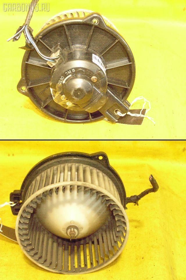 Мотор печки MITSUBISHI PAJERO V45W. Фото 7