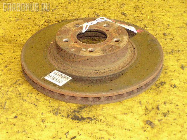 Тормозной диск SUBARU FORESTER SF5. Фото 2