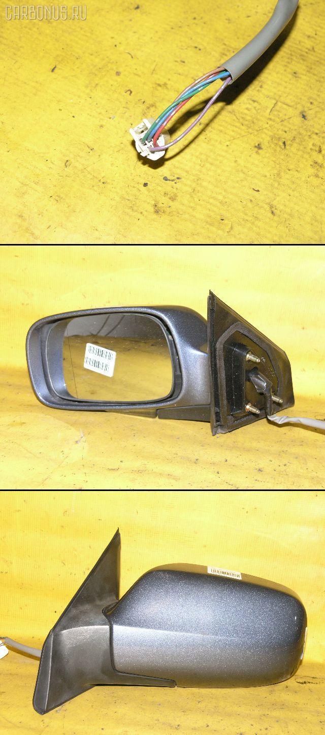 Зеркало двери боковой TOYOTA WILL VS ZZE127. Фото 11