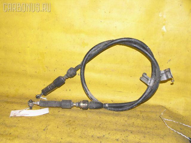 Тросик на коробку передач TOYOTA CALDINA ST195G 3S-FE. Фото 3