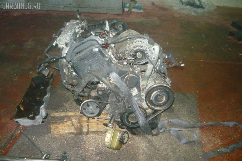 Двигатель TOYOTA VISTA SV43 3S-FE. Фото 1