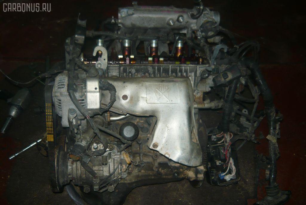 Двигатель TOYOTA CAMRY SV43 3S-FE. Фото 2