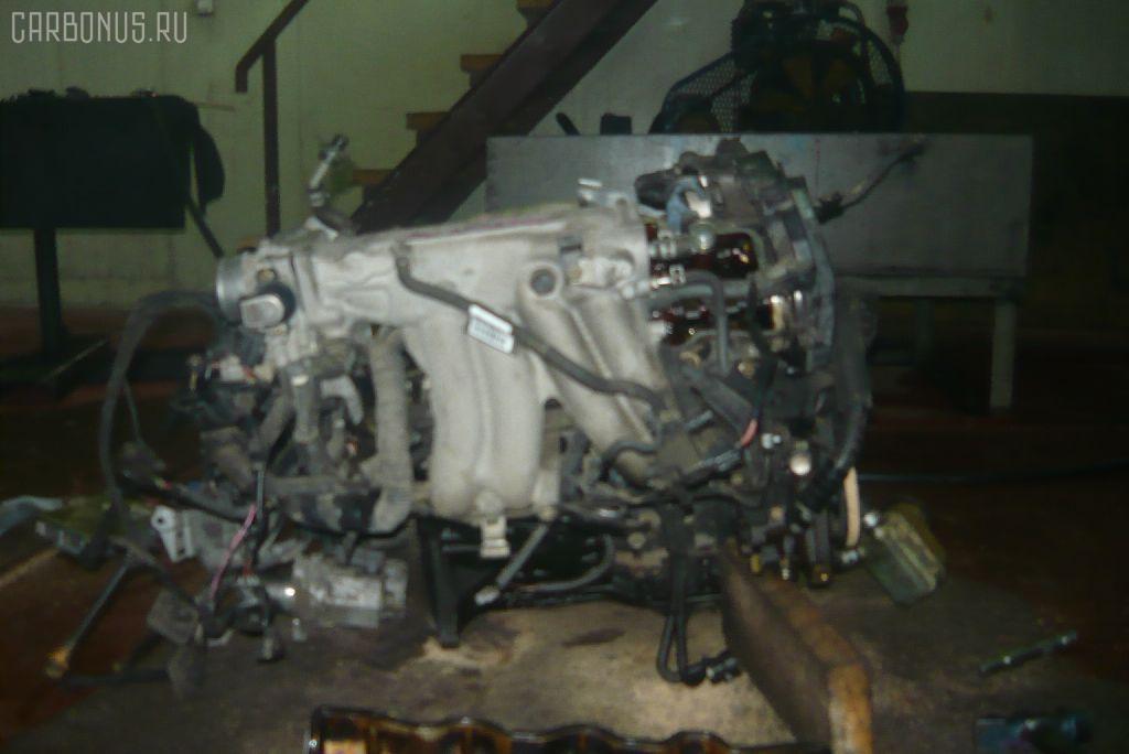 Двигатель TOYOTA VISTA SV43 3S-FE. Фото 5
