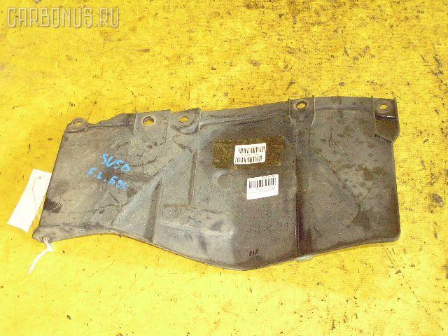 Защита двигателя TOYOTA OPA ZCT10 1ZZ-FE. Фото 2